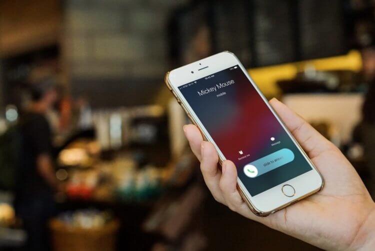 Как iPhone убил кастомные рингтоны на звонках