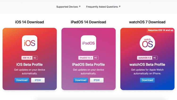 Apple выпустила iOS 14.5 beta 1. Что нового и как скачать