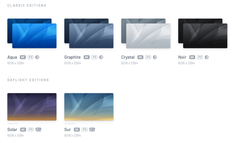 Только посмотрите на эти классные обои для iPhone и iPad в стиле Mac OS X