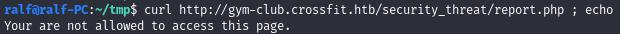 HTB CrossFit. Раскручиваем сложную XSS, чтобы захватить хост