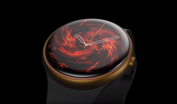 Apple разрабатывает круглые Apple Watch с изогнутым экраном