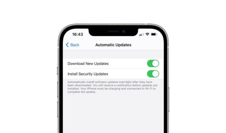 Apple решила выпускать для iOS обновления безопасности как на Android