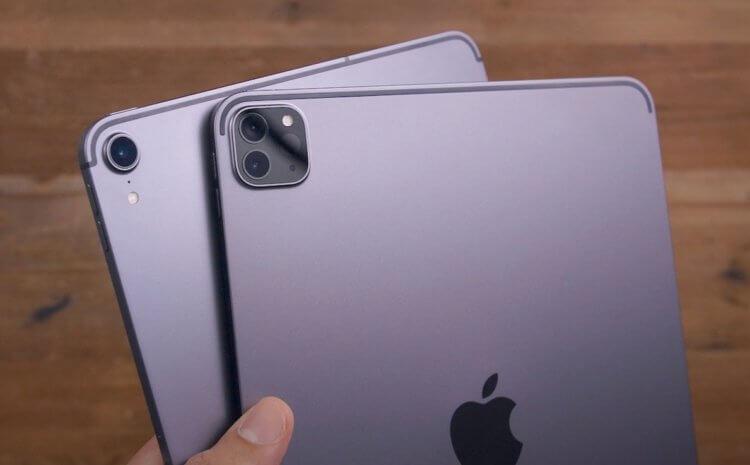 В iOS 14.5 засветился чип A14X Bionic для iPad Pro. Это переименованный M1