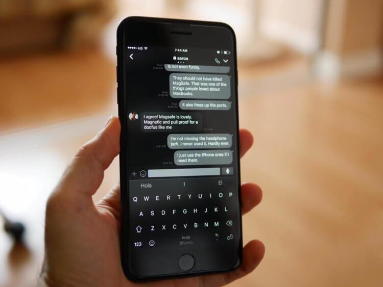 7 способов, как печатать на iPhone быстро и без ошибок