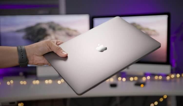 Со дна постучали: Apple хочет делать корпуса MacBook из пивных банок