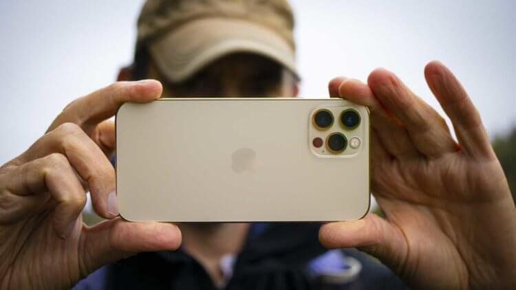 Что умеет камера-перископ и зачем она нужна в iPhone