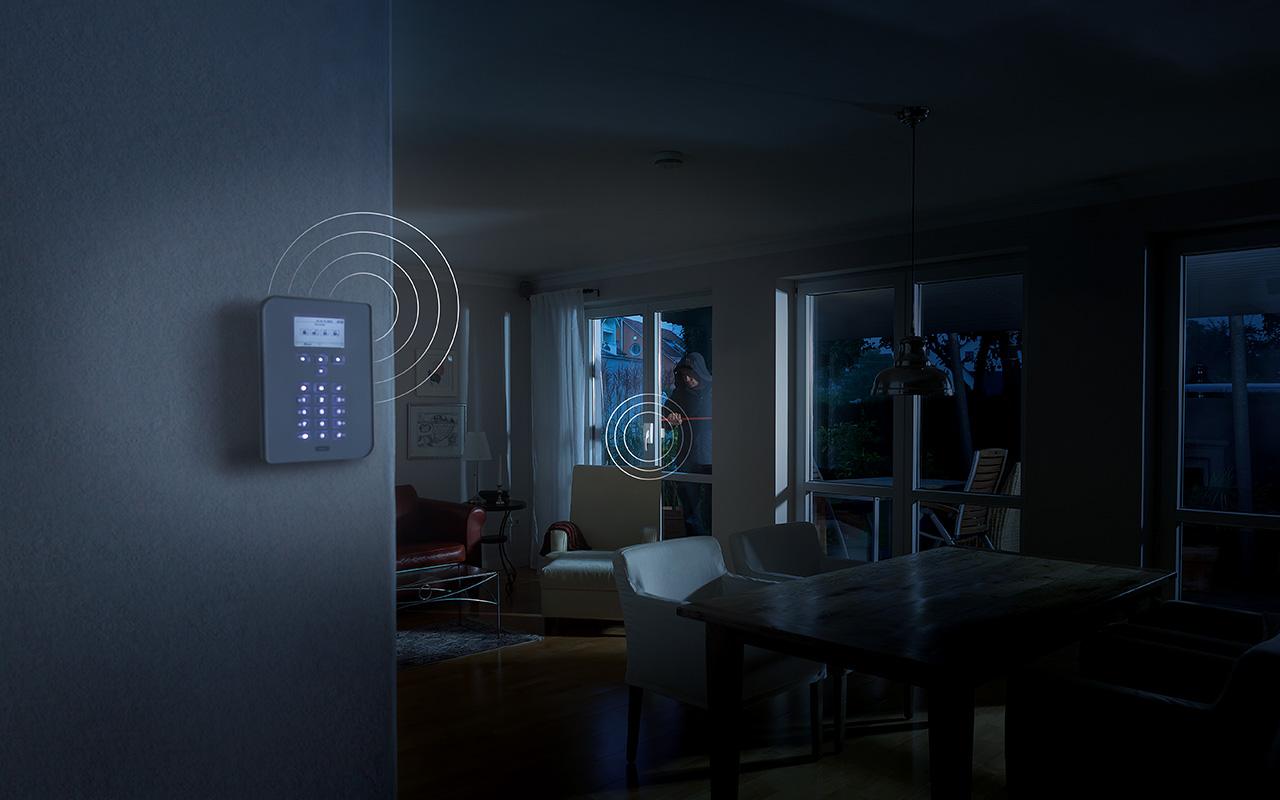 Более 10 000 сигнализаций ABUS Secvest могут быть отключены удаленно