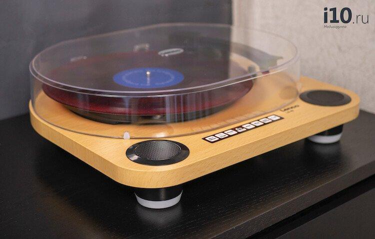Как слушать виниловые пластинки в 2K21