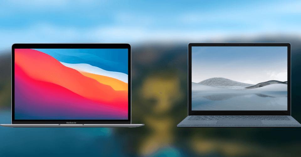 Microsoft Surface Laptop 4 — первая реальная угроза MacBook Air M1?