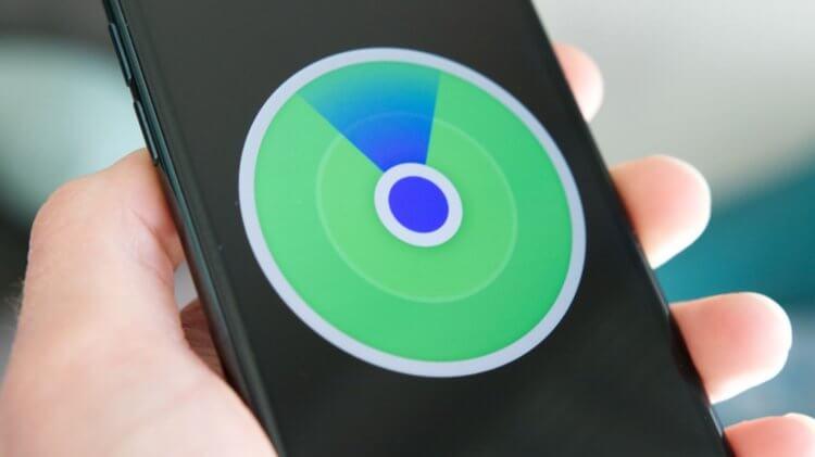 Apple разрешила искать сторонние устройства через сервис Локатор