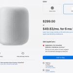Apple скинула цену на HomePod, но их всё равно почти никто не покупает