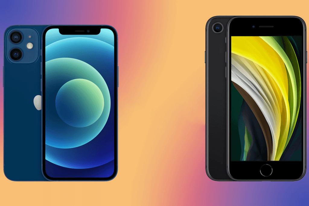 iPhone 12 mini или iPhone SE 2: что выбрать?