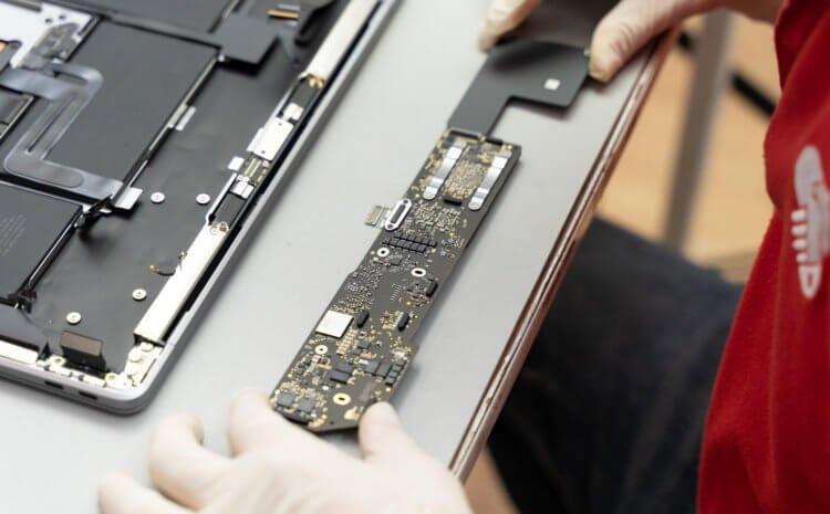 Apple приостанавливает выпуск iPad и MacBook из-за дефицита запчастей