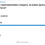 Читатели AppleInsider.ru не разрешат приложениям следить за собой в iOS 14.5