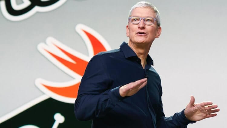 Тим Кук: сторонние системы оплаты превратят App Store в барахолку